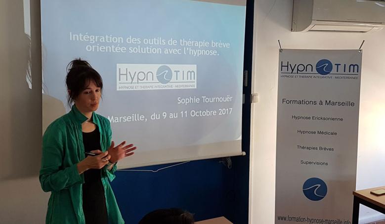 A Marseille : Formation Hypnose 2ème année