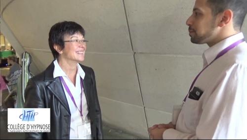 Dr Chantal Wood avec le Dr Philippe Aïm