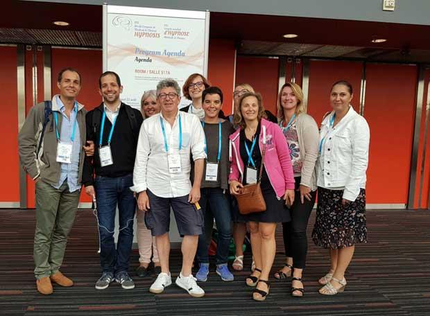 Congrès Mondial d'Hypnose 2018 Montréal